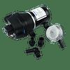 Bomba De Agua 12V   12,5 L/Min   35 PSI