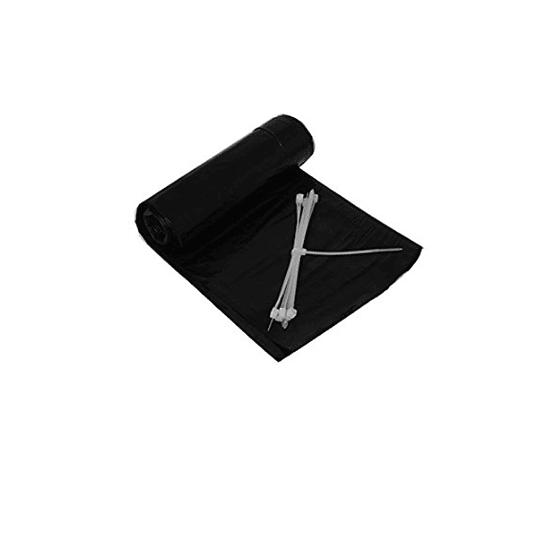 Kit de bolsas para baño ecológico portátil
