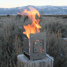 "Firebox Stove 5"""