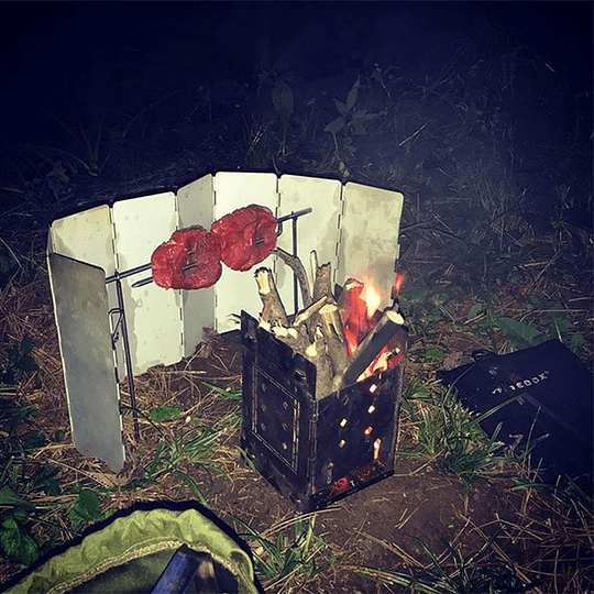 Asador para Firebox