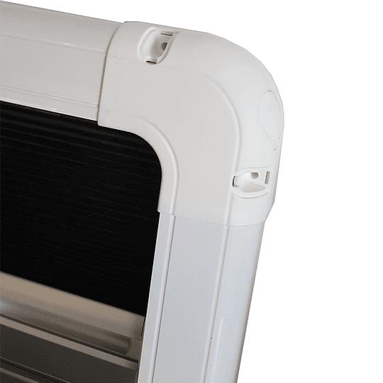 Ventana 900x500 mm casa rodante - motorhome esquinas redondeadas