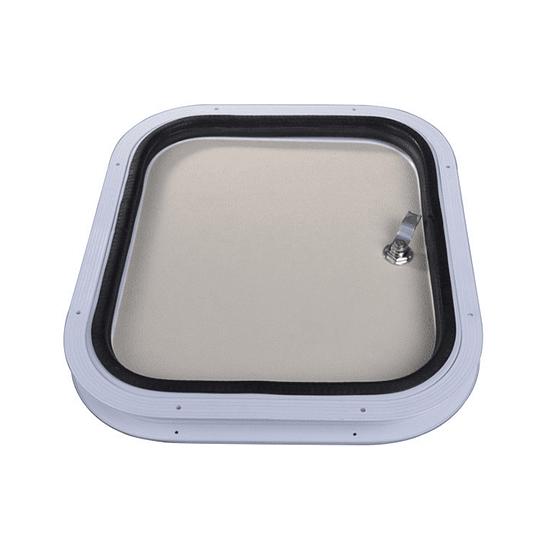 Puerta de bodega 445x305 mm para casa rodante y motorhome
