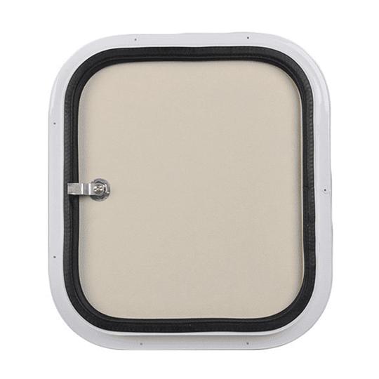 Puerta de bodega 450x305 mm para casa rodante y motorhome