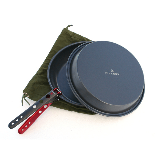 Firebox Ultra Cook Kit 8