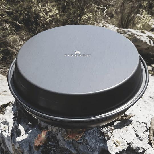 Firebox Ultra Cook Kit 8