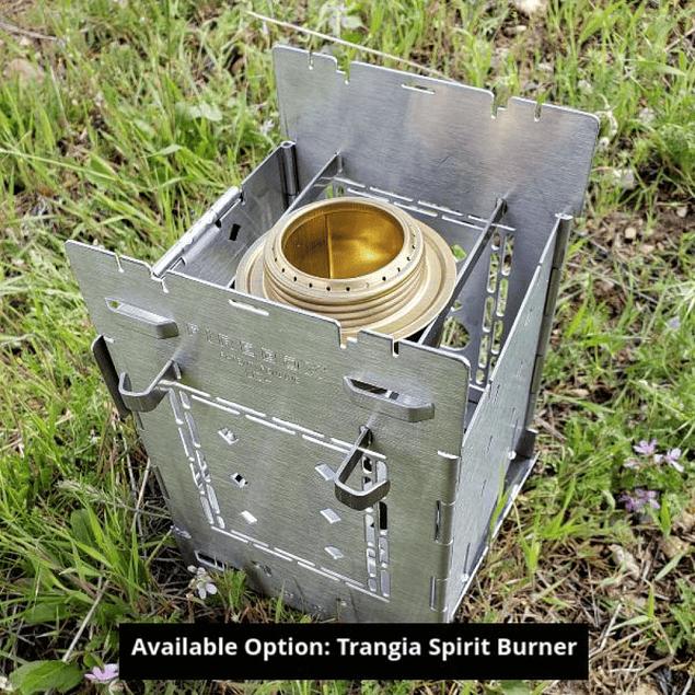 Trangia Spirit Burner quemador de alcohol