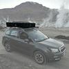Cobertor de viaje PVC negro serie Patagon (140, 160, 190)