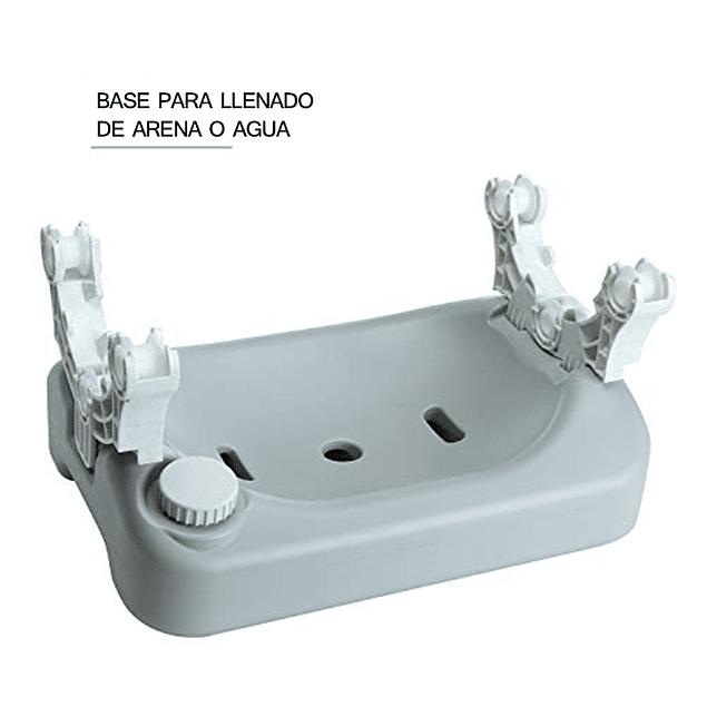Lavadora Manual con estanque de agua