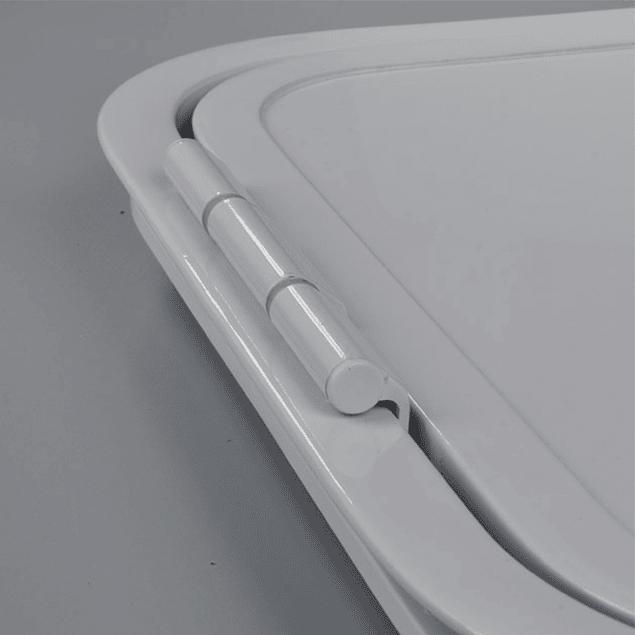 Puerta para baño cassette 400x300