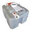 Baño químico portátil 20 litros con medidor de llenado