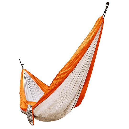 Hamaca Doble Atakama Outdoor Sauce Naranjo