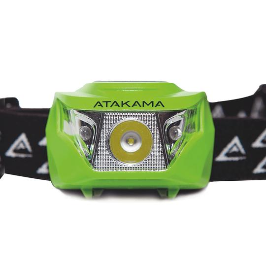 Linterna Frontal Alma 170 Lumenes Verde