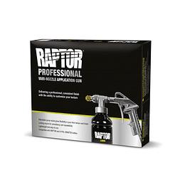 Pistola Raptor aplicación profesional