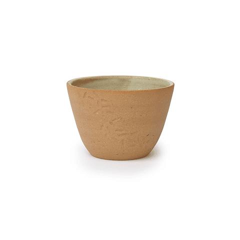 2 cuenco tallado arroz + chai sabor original + infusor bronce