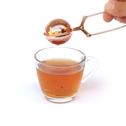 Mezcla Chai con infusor cobrizo