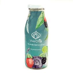 Té verde berries masala chai