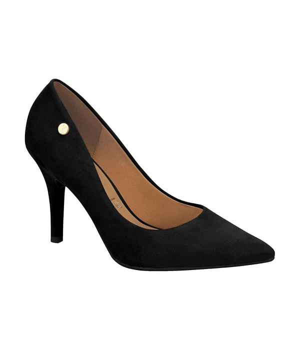 Stiletto Vizzano Negro Glam
