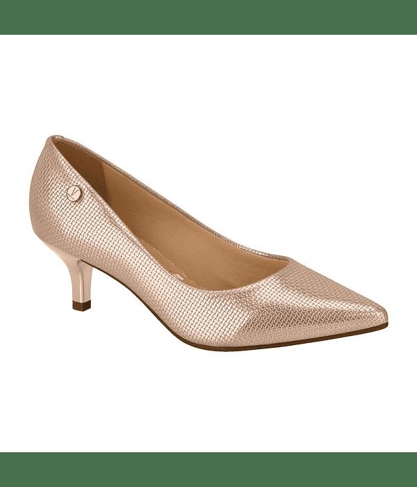 Zapato de Vestir Vizzano Oro Rosa Metal
