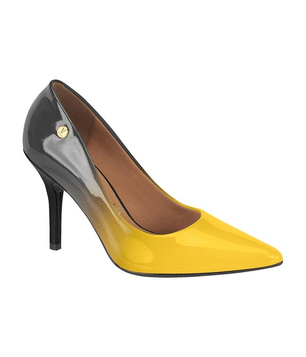 Stiletto Vizzano Amarillo Degradé