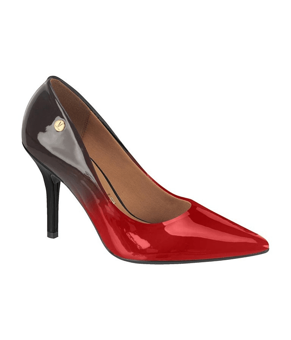 Stiletto Vizzano Rojo Degradé