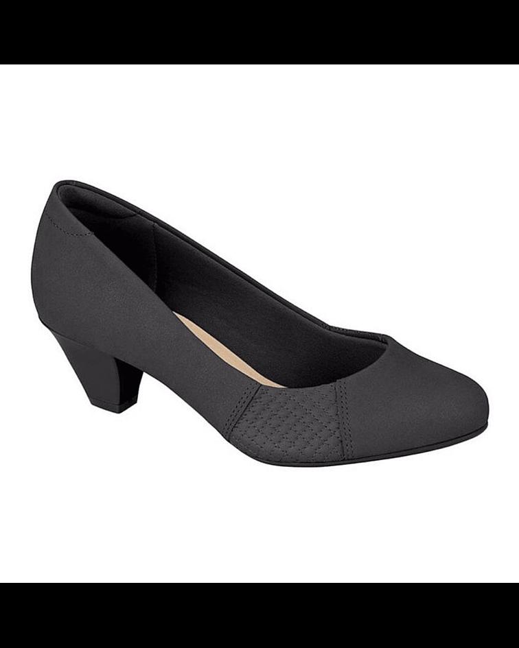 Zapato Modare Negro Comfy