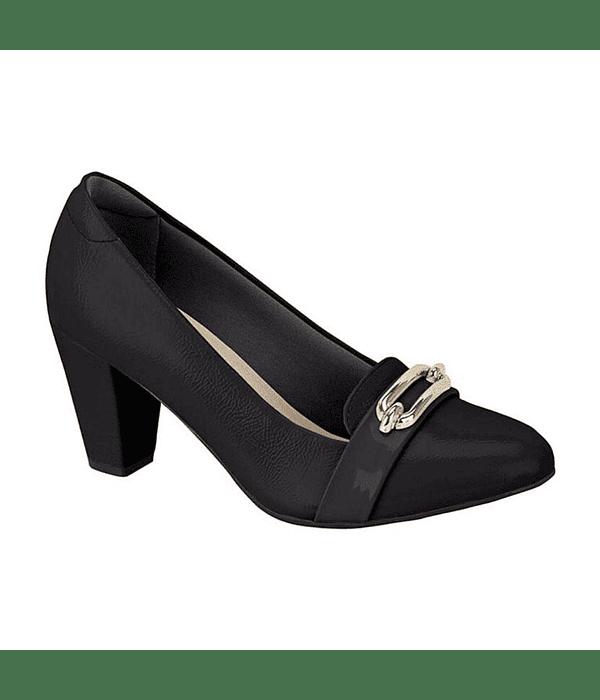 Zapato Modare Negro Glamour