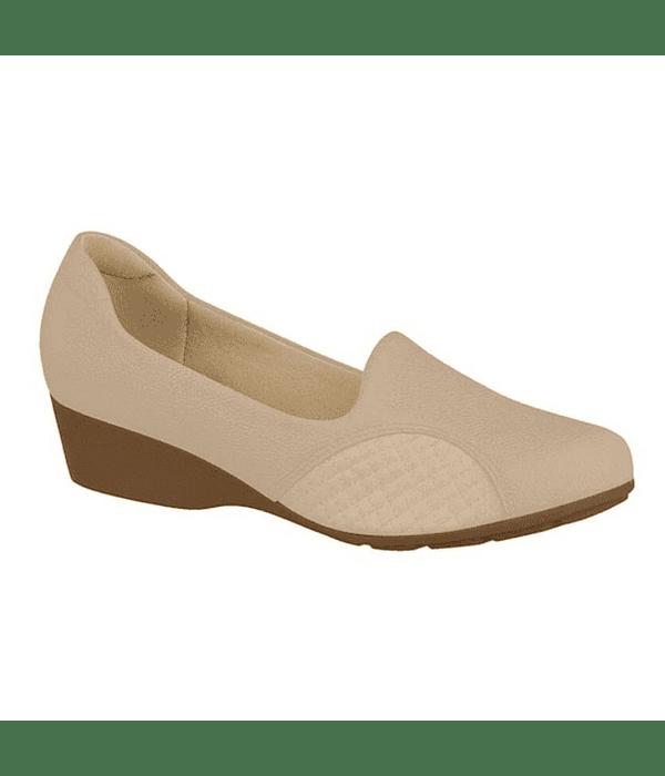Zapato Bajo Modare Beige Comfy