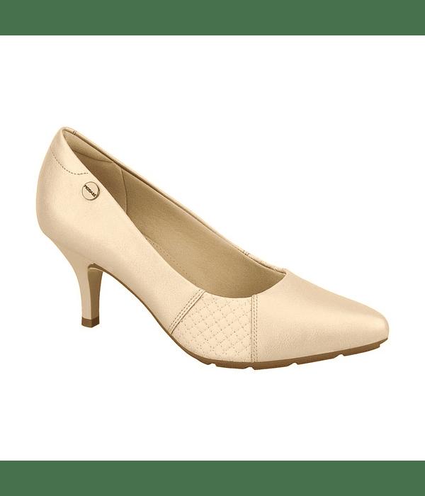 Zapato de Vestir Modare Crema Glamour