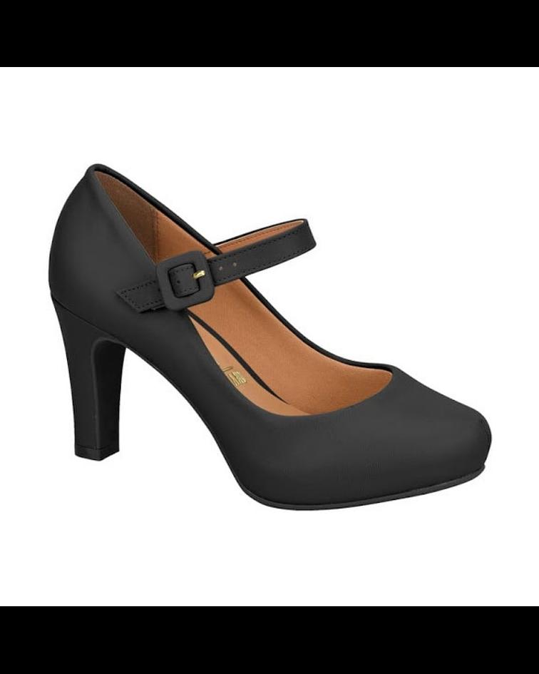 Zapato Cerrado Vizzano Negro