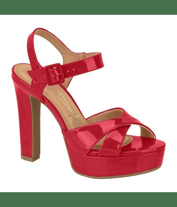 Sandalia Vizzano Roja Glamour