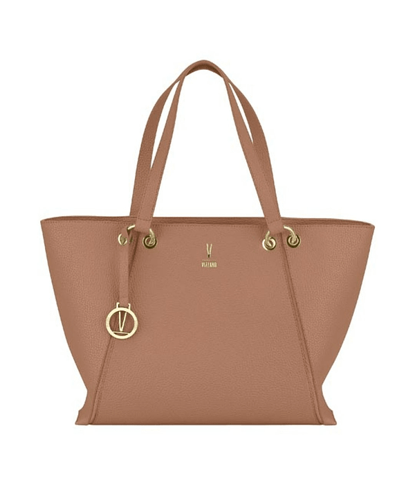 Cartera Shopper Vizzano Camel