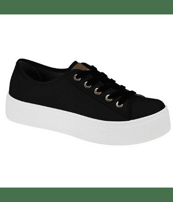 Zapatilla Moleca Negro 5658-118-11058-15745