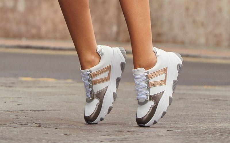 Por qué las Chunky Sneakers no pueden faltar en tu clóset