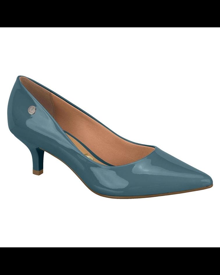 Stiletto Vizzano Azul Verniz Premium 5