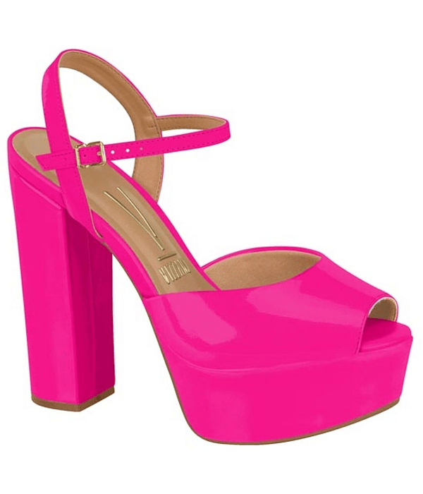 Sandalia Pink Vizzano 6282
