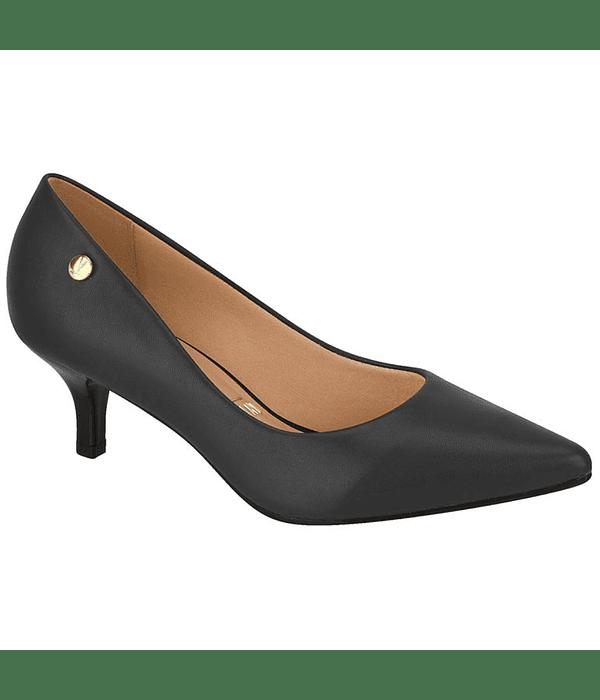Stiletto Vizzano Negro Pelica 7286