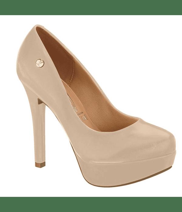 Zapato Beige Vizzano Napa Glossy 1830