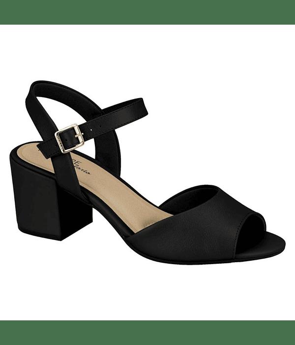 Sandalia Negra Modare Napa 7109