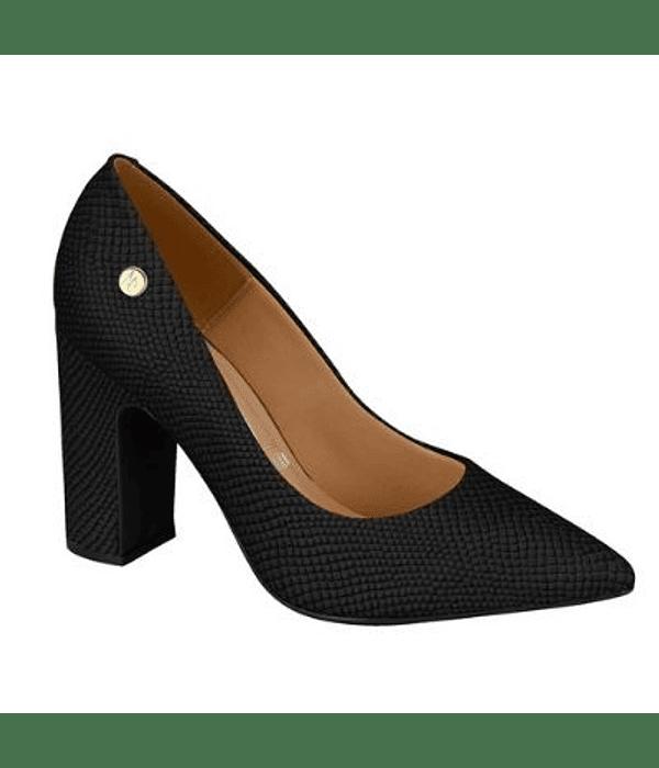 Zapato Negro Vizzano Escamas 21393