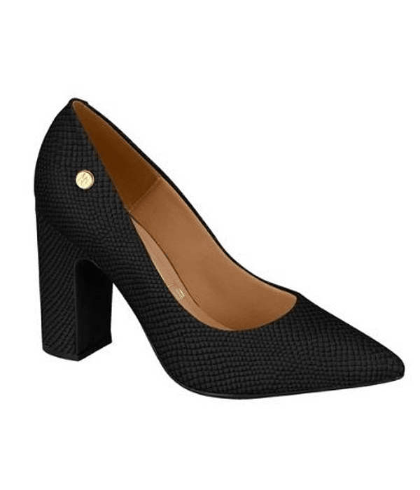 Zapato Negro Vizzano Escamas 1285-400-21393-15745