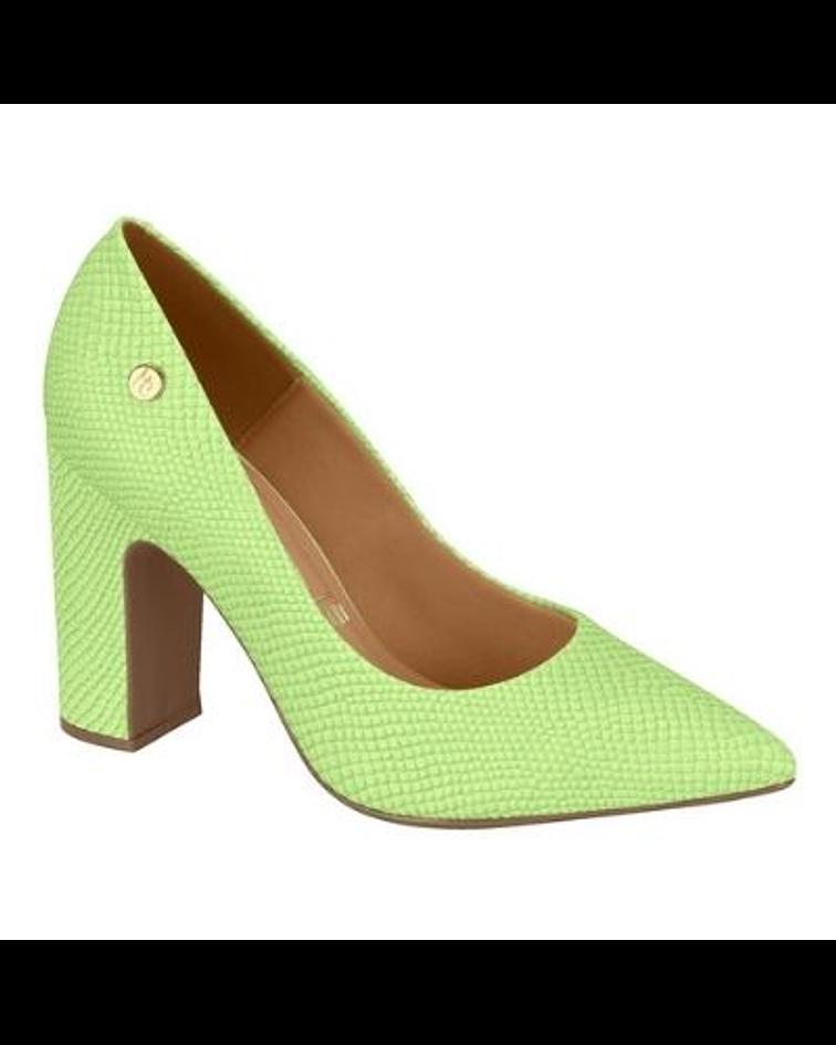 Zapato Vizzano Verde Escamas 21393