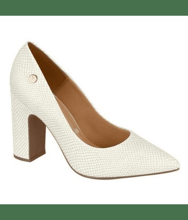 Zapato Blanco Vizzano Escamas 21393