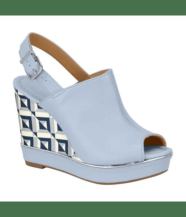 Sandalia Vizzano Celeste Jeans Mosaico