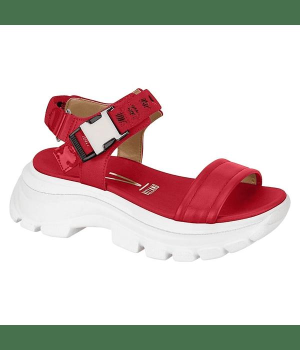 Sandalia Vizzano Rojo Chunky 6440-102