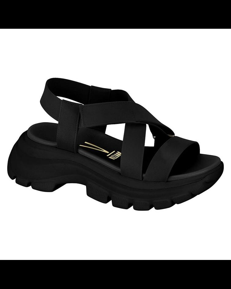 Sandalia Vizzano Negro Chunky 6440-100