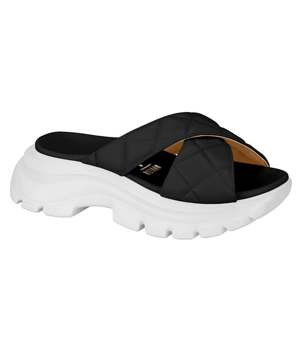 Sandalia Vizzano Negro Chunky 6440-106-18462-15745