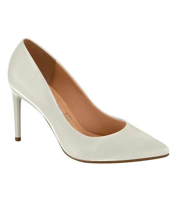 Stiletto Blanco Glossy Vizzano 1344