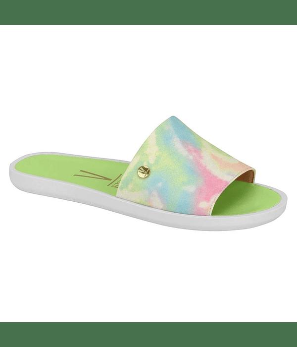 Sandalia Vizzano Multicolor Tie Dye Bandhani 6363-105