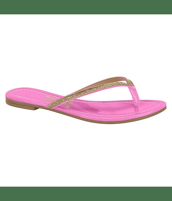 Sandalia Vizzano Pink Verniz Premium 6371-100