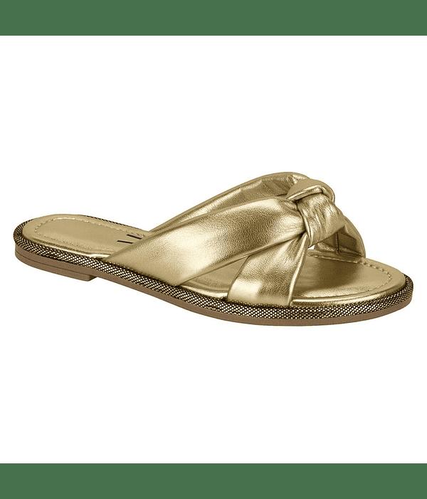 Sandalia Vizzano Dorado Metalizado Premium 6441-200